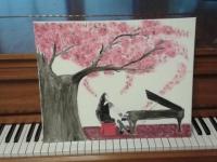Der Klang von Kirschblüten