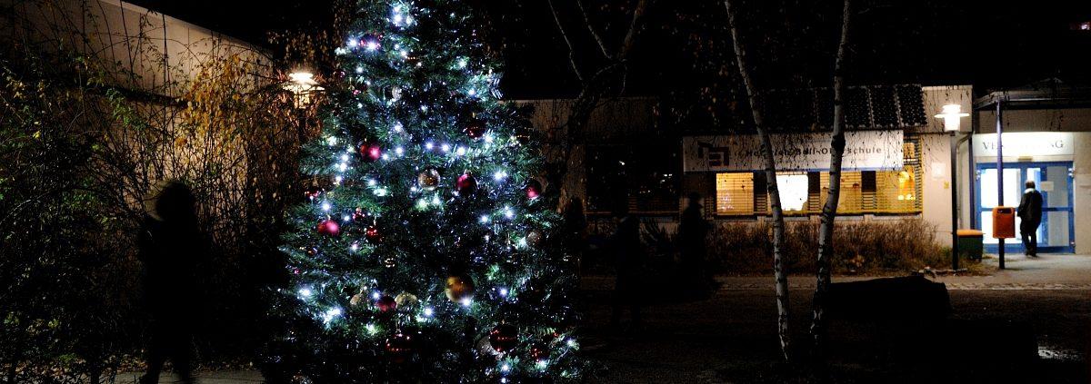 Weihnachtsbasar an der Heinrich-Böll-Oberschule